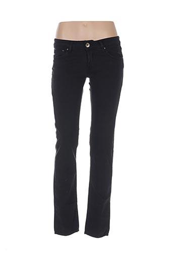 Pantalon casual noir COSTELLO pour femme