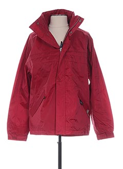 Coupe-vent rouge NORTHLAND pour homme