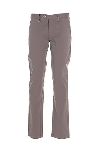 Pantalon casual gris FLORENTINO pour homme