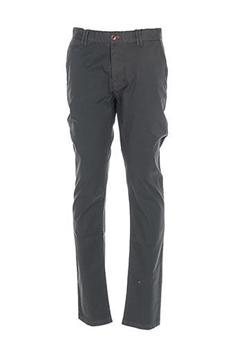 Pantalon casual vert DO REGO & NOVOA pour homme