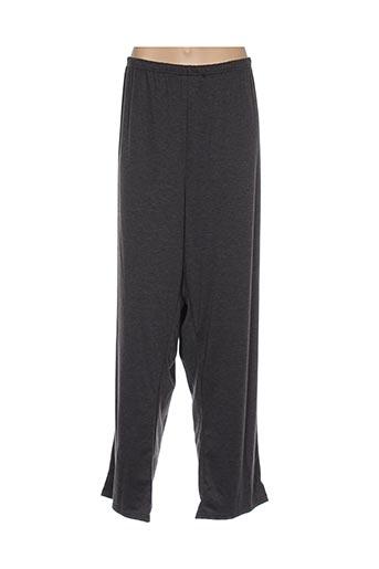 Legging gris EDMOND BOUBLIL pour femme
