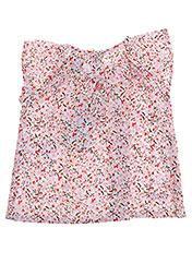 Blouse manches courtes rose CHIPIE pour fille seconde vue