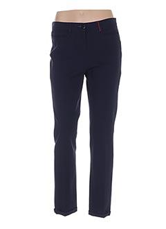 Pantalon chic bleu COUTURIST pour femme