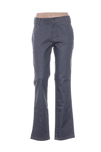Pantalon casual gris TBS pour homme