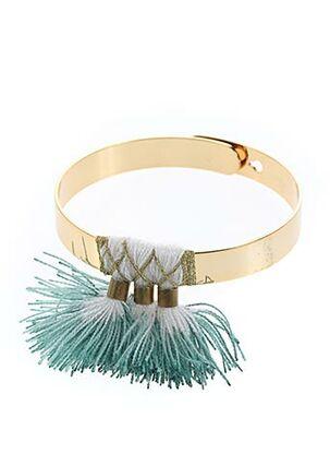 Bracelet Jonc vert CHERIE SHERIFF pour femme