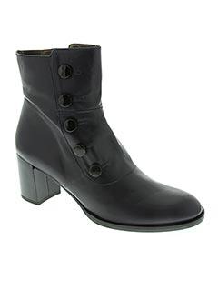 Bottines/Boots bleu AMARU pour femme