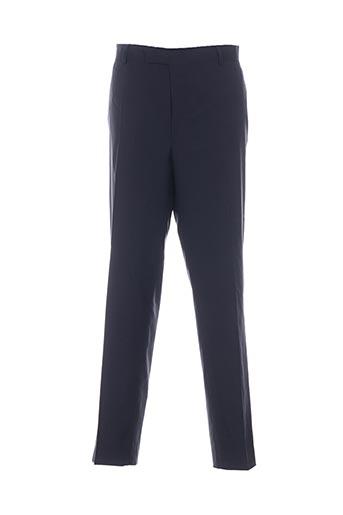 Pantalon casual noir BENVENUTO pour homme