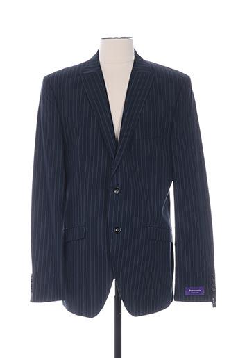 Veste casual bleu BENVENUTO pour homme