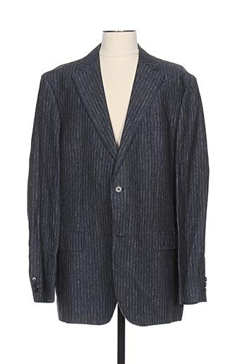 Veste chic / Blazer bleu BENVENUTO pour homme