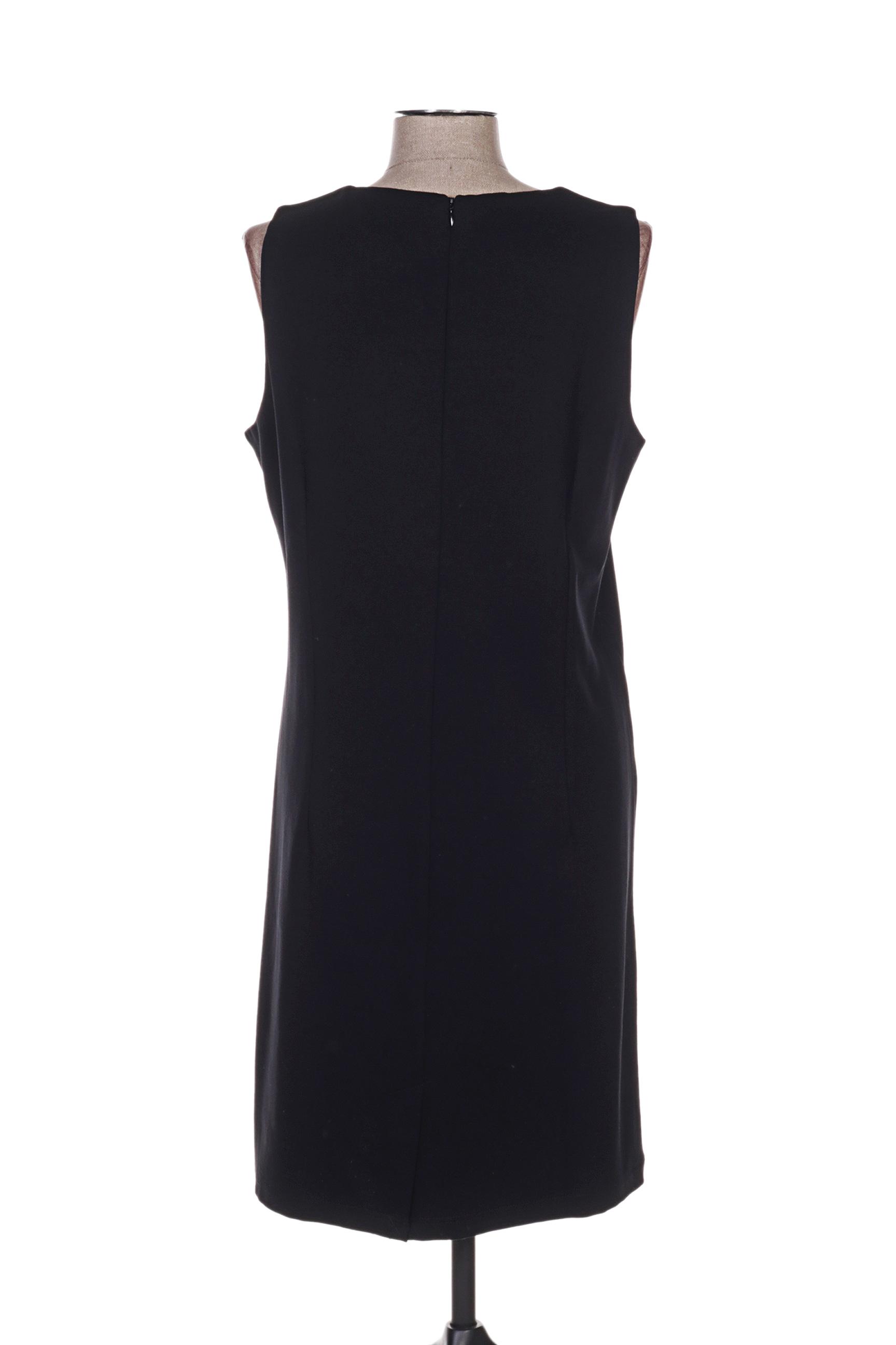 Veto Robes Mi Longues Femme De Couleur Noir En Soldes Pas Cher 1277368-noir00