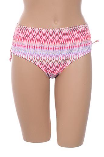 Bas de maillot de bain rose DORINA pour femme