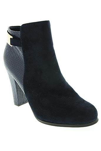 sergio todzi chaussures femme de couleur bleu