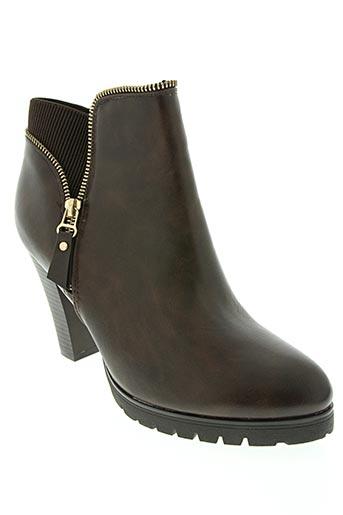 sergio todzi chaussures femme de couleur marron