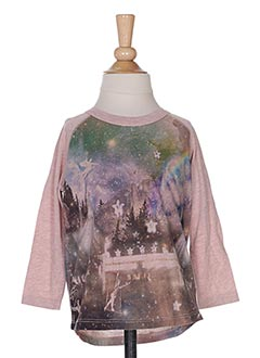 Produit-T-shirts-Fille-STELLA MCCARTNEY