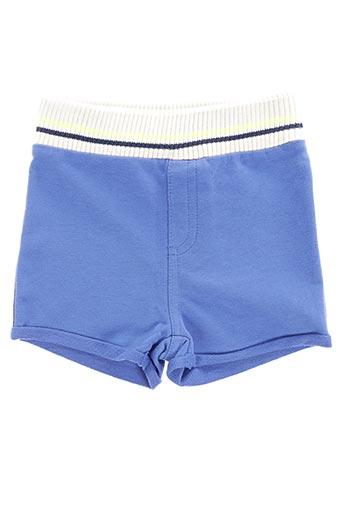 Short bleu BILLYBANDIT pour garçon