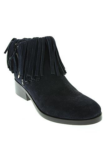 phillip lim chaussures femme de couleur bleu