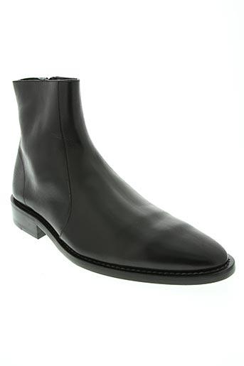 balenciaga chaussures homme de couleur noir
