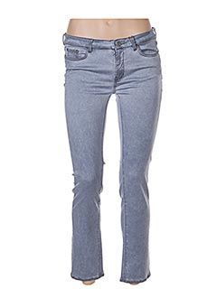 Pantalon casual bleu MAXMARA pour femme