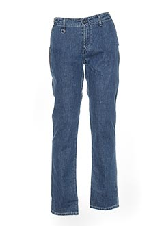 Jeans coupe slim bleu CARHARTT pour homme