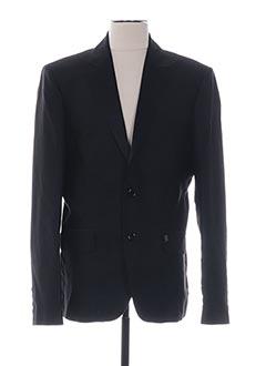 Veste chic / Blazer noir GALLIANO pour homme