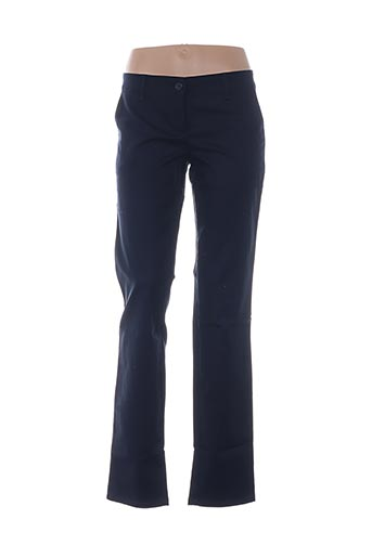 Pantalon casual bleu GALLIANO pour homme