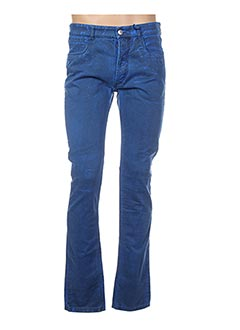 Jeans skinny bleu GALLIANO pour homme