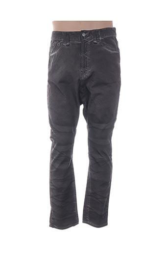 Pantalon casual marron GALLIANO pour homme