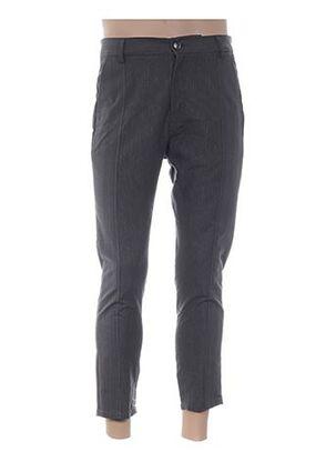 Pantalon chic gris GALLIANO pour homme