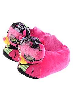 Chaussons/Pantoufles rose BEPPI pour fille