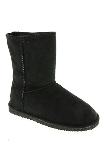 beppi chaussures fille de couleur noir