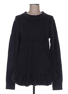 Robe pull noir NAME IT pour fille