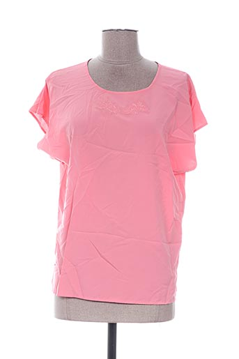 Top rose CHARLES HUTEX pour femme