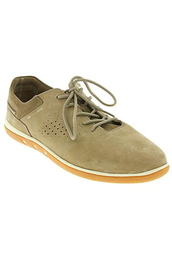 tbs chaussures homme de couleur marron
