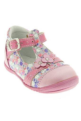 gbb chaussures garçon de couleur rose
