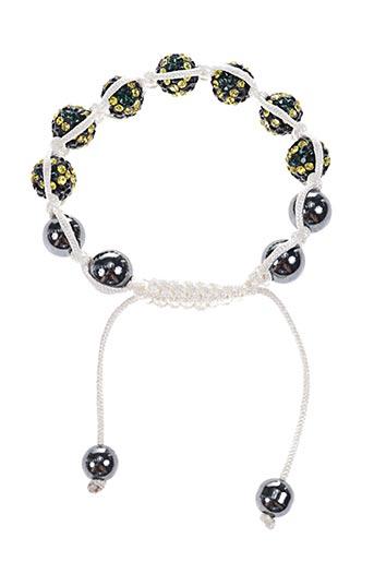 Bracelet jaune FREESIDE pour femme