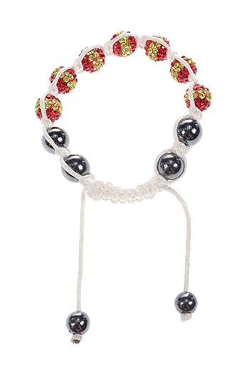 Bracelet rouge FREESIDE pour femme