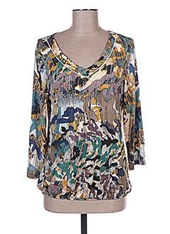Produit-T-shirts-Femme-RENATTO BENE
