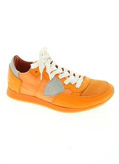 Produit-Chaussures-Fille-PHILIPPE MODEL