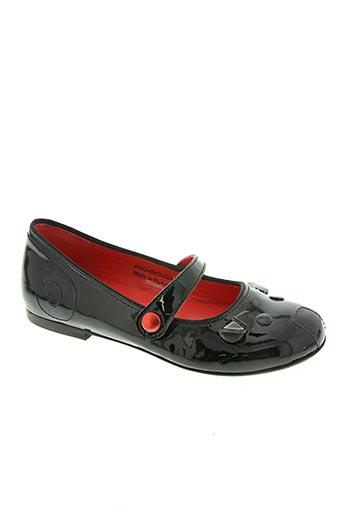 little marc jacobs chaussures fille de couleur noir