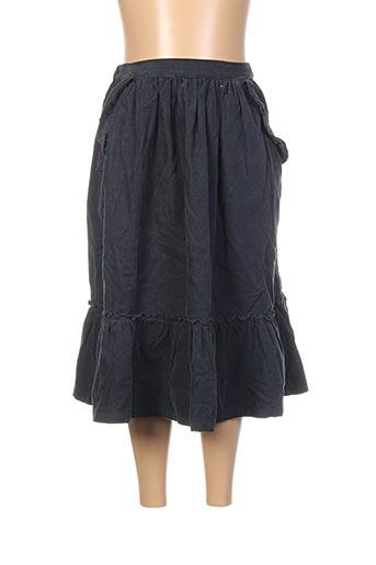 Jupe mi-longue gris BONTON pour fille
