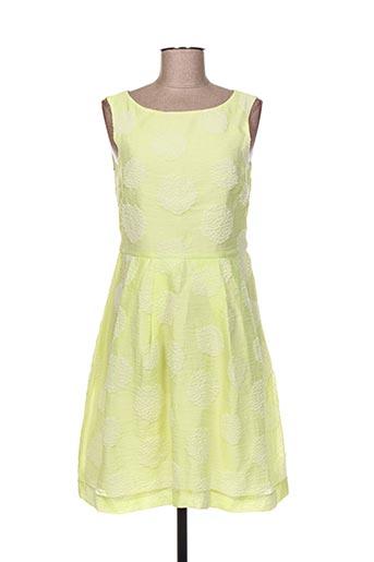 Robe mi-longue vert BONPOINT pour fille