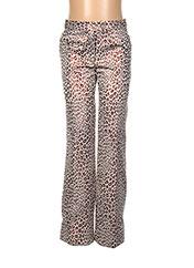 Pantalon casual beige BONPOINT pour fille seconde vue