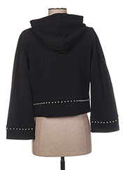 Veste casual noir DSQUARED pour fille seconde vue