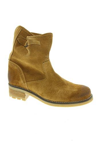 orcel chaussures homme de couleur marron