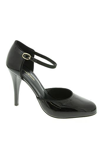 vanessa seward chaussures femme de couleur noir