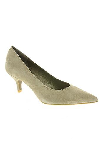 sofia costa chaussures femme de couleur beige