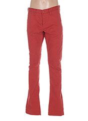 Pantalon casual rouge TEDDY SMITH pour garçon seconde vue
