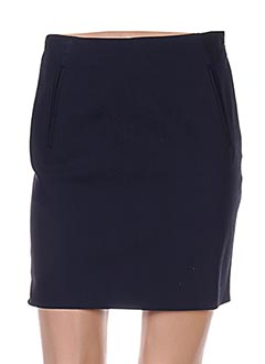 Jupe courte bleu ICEBERG pour femme