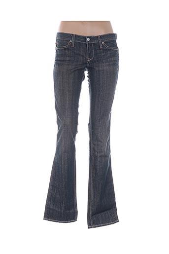 Jeans coupe slim bleu BLUE CULT pour femme