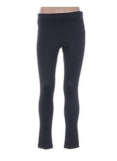 Pantalon casual gris DANIELA COOL pour femme